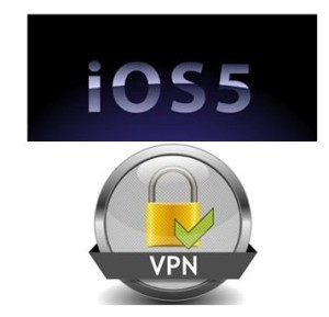 iOS 5 VPN