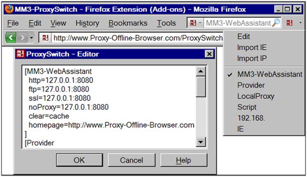 One Click Proxy IP: Дополнения Firefox - Add-ons - Mozilla