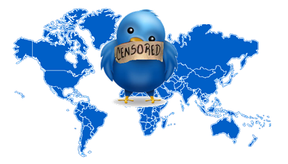 twitter censorship policy