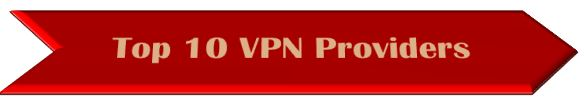 Top 10 VPN Providers
