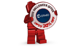 Kepard Halloween Offer