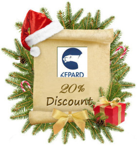 Kepard Christmas & New Year Offer