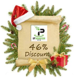 IPVanish Christmas & New Year Offer