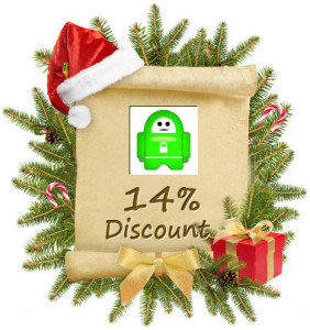 Private Internet Access Christmas & New Year Offer