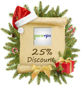 PureVPN Christmas & New Year Promotion