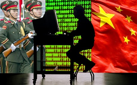 Chinese Cyber Attacks