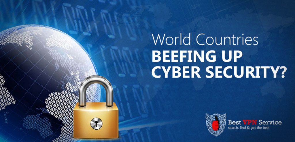 Countries Beefing Up Cyber Security