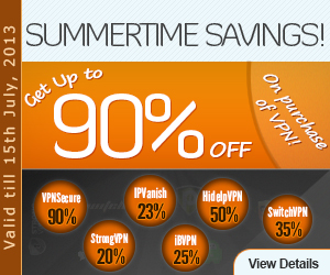 BVS Summer Promotion 2013!