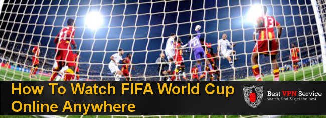 how to watch fifa world cup online
