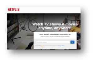 Watch Netflix Anywhere by using VPN