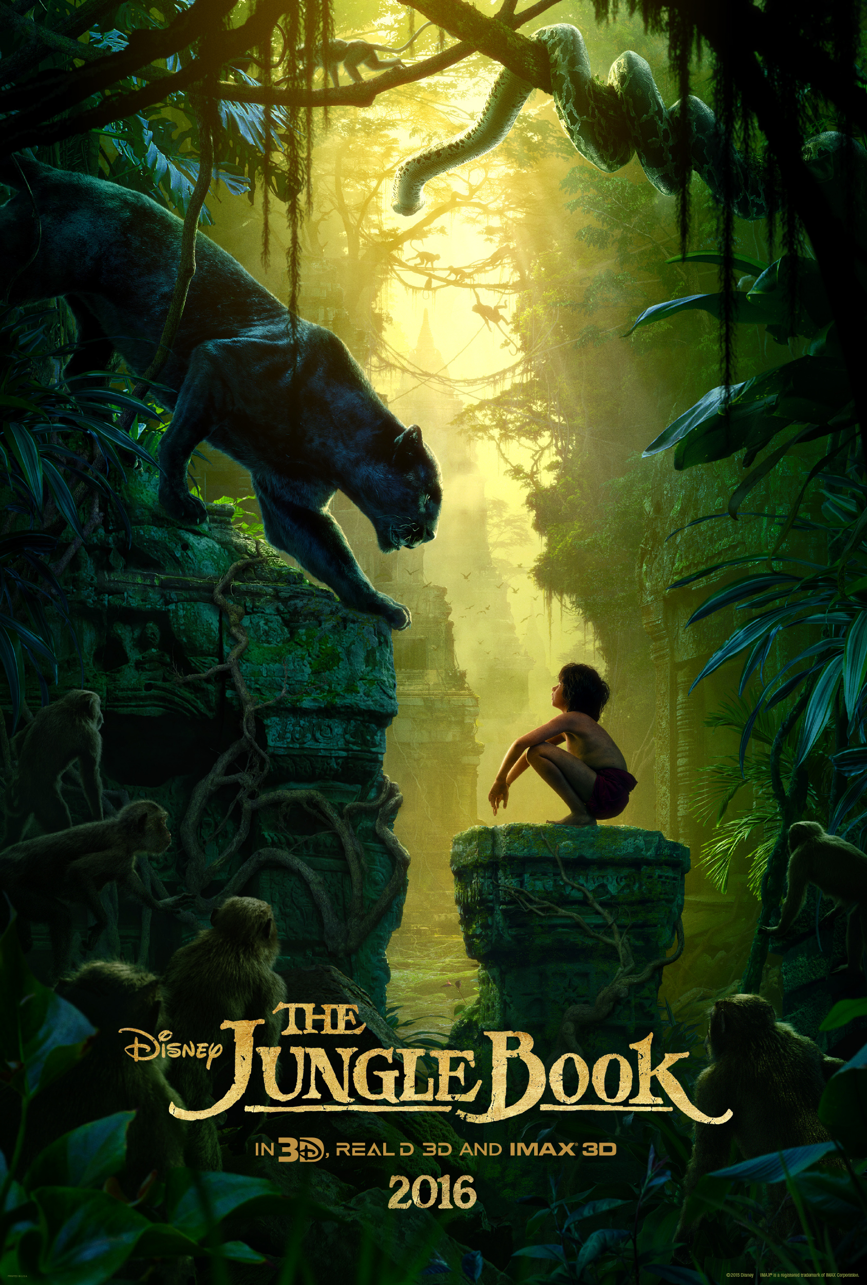 how to watch jungle book 2016 on torrents