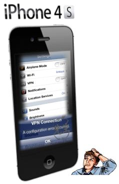 what does vpn mean on my iphone iphone 4s jailbreak vpn settings 4835
